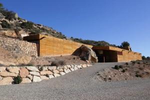 04.02.2016, La Roca del Moro i pintures rupestres a El Cogul, El Cogull. Vil.la romana dels Munts, Altafulla. foto: Jordi Play